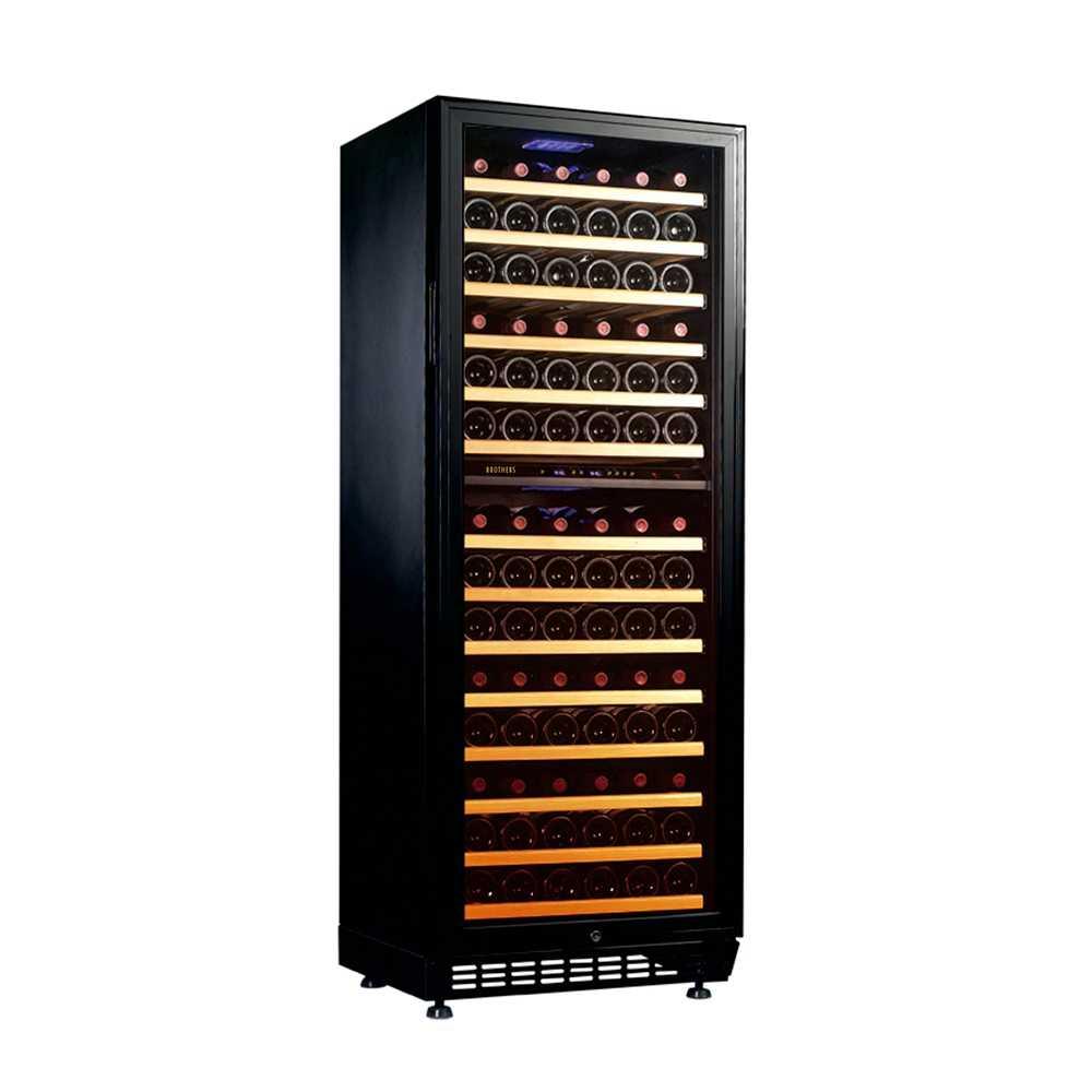 Tủ rượu NH-SRW-128D - 128 chai