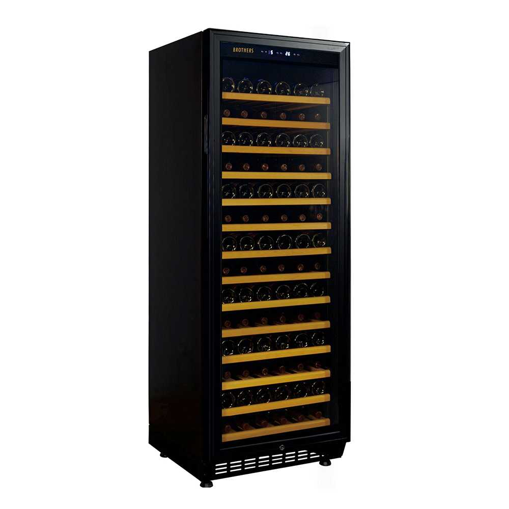 Tủ rượu NH-SRW-128S - 128 chai