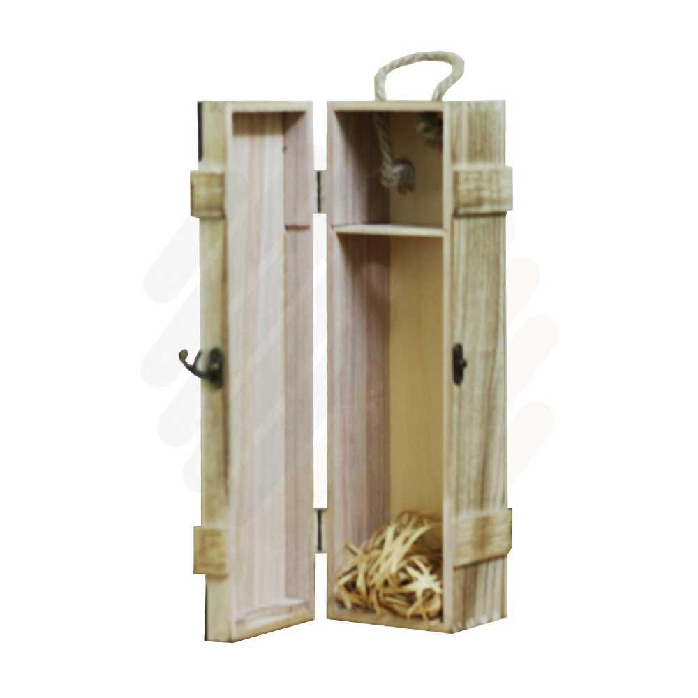 Hộp rượu gỗ LB010
