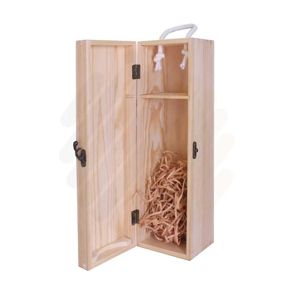 Hộp rượu gỗ LB001
