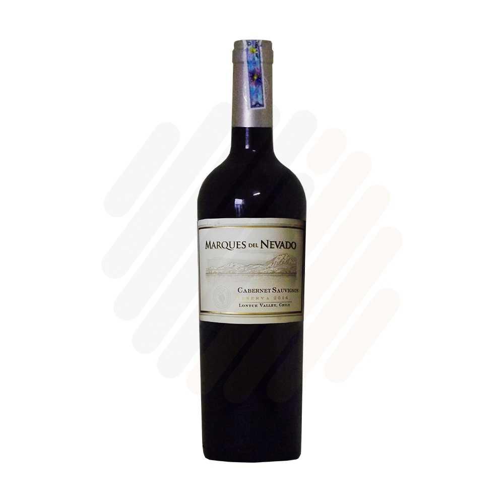 Marques Reserva Cabernet Sauvignon 2014 - 13,5%