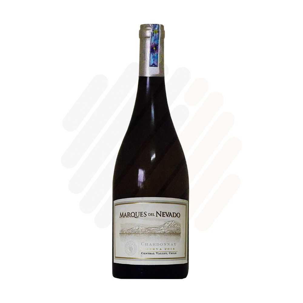 Marques del Nevado Chardonnay 2014 - 13,5%