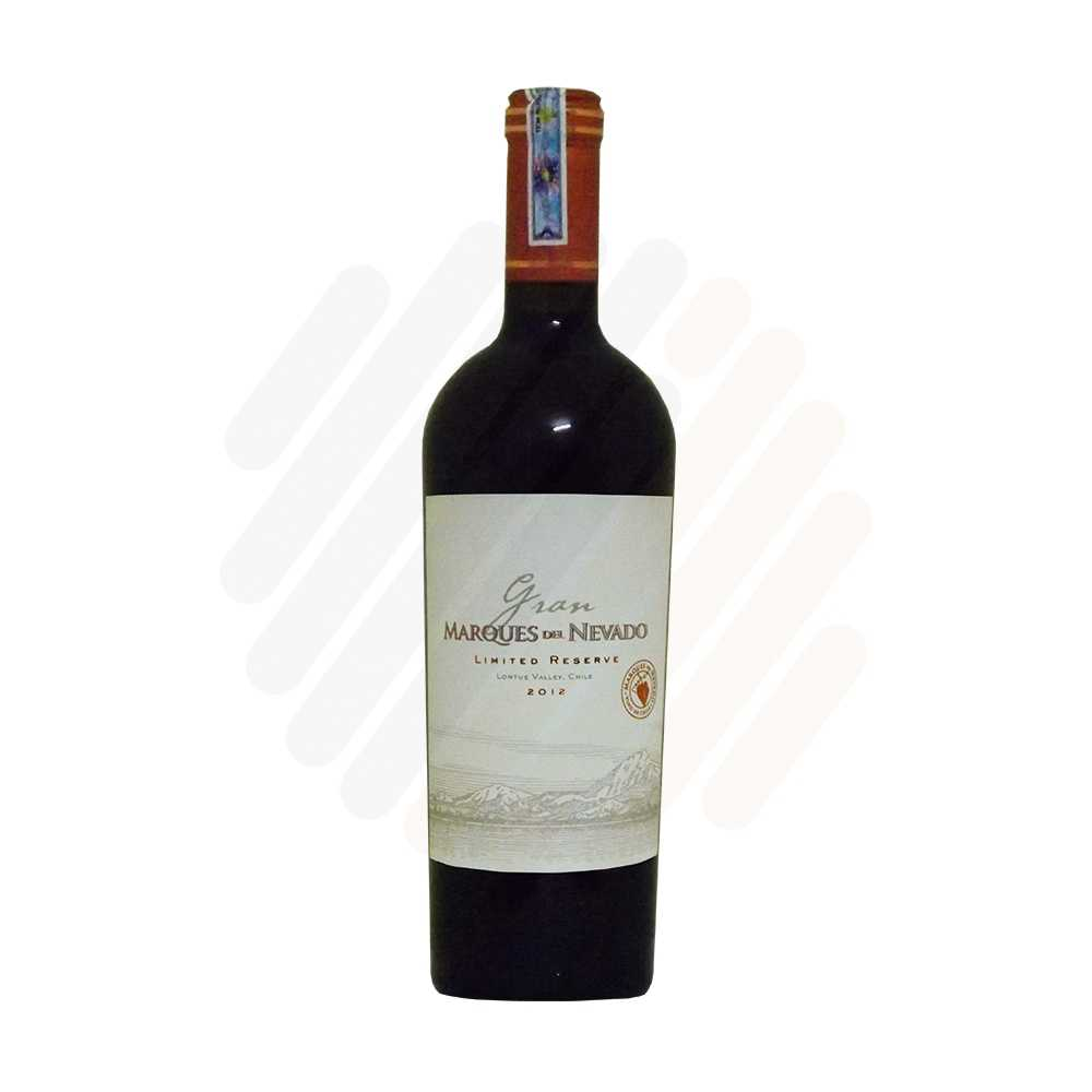 Marques del Nevado Limited Reserva 2012 - 14%