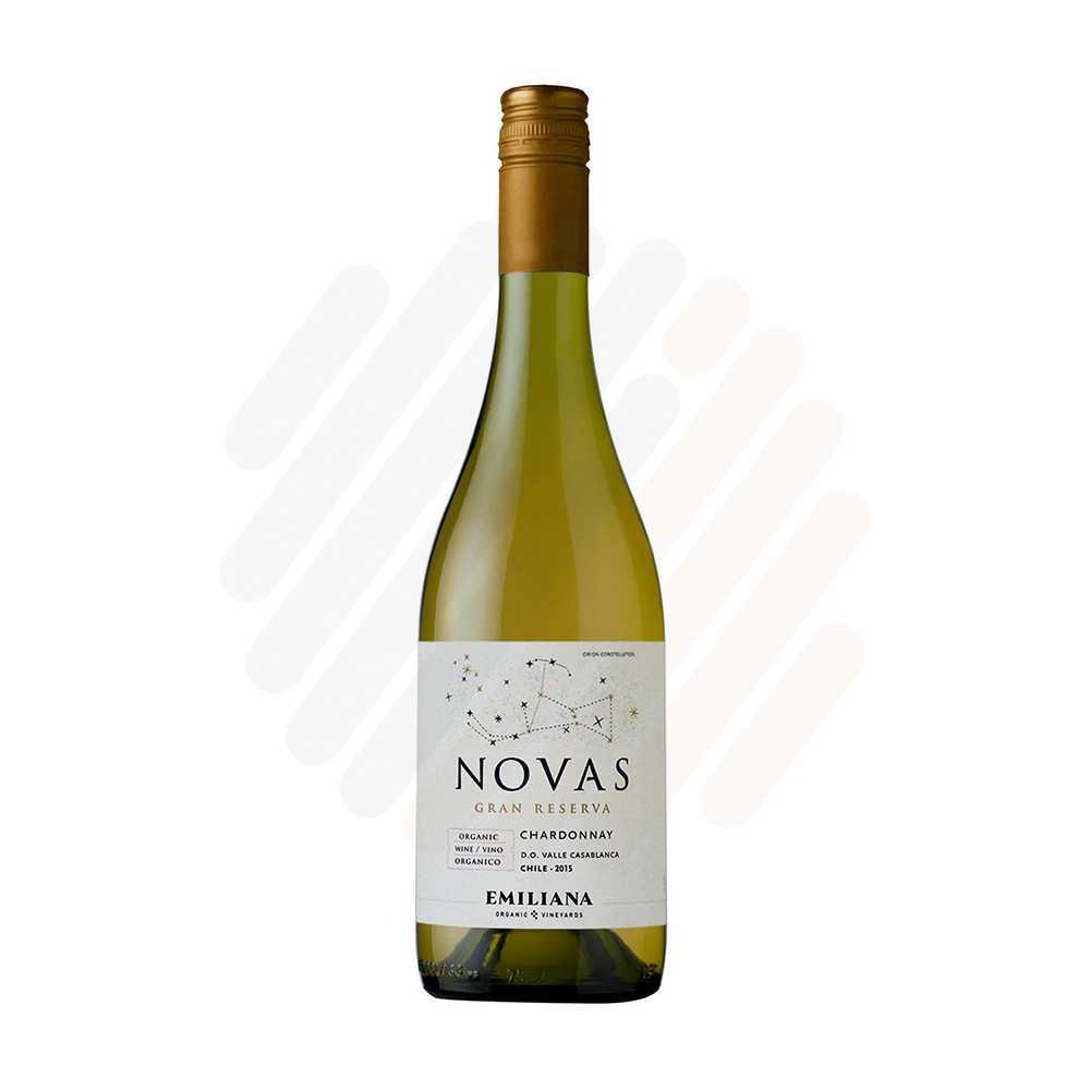 Novas 2015 Gran Reserva Chardonnay - 14,5%