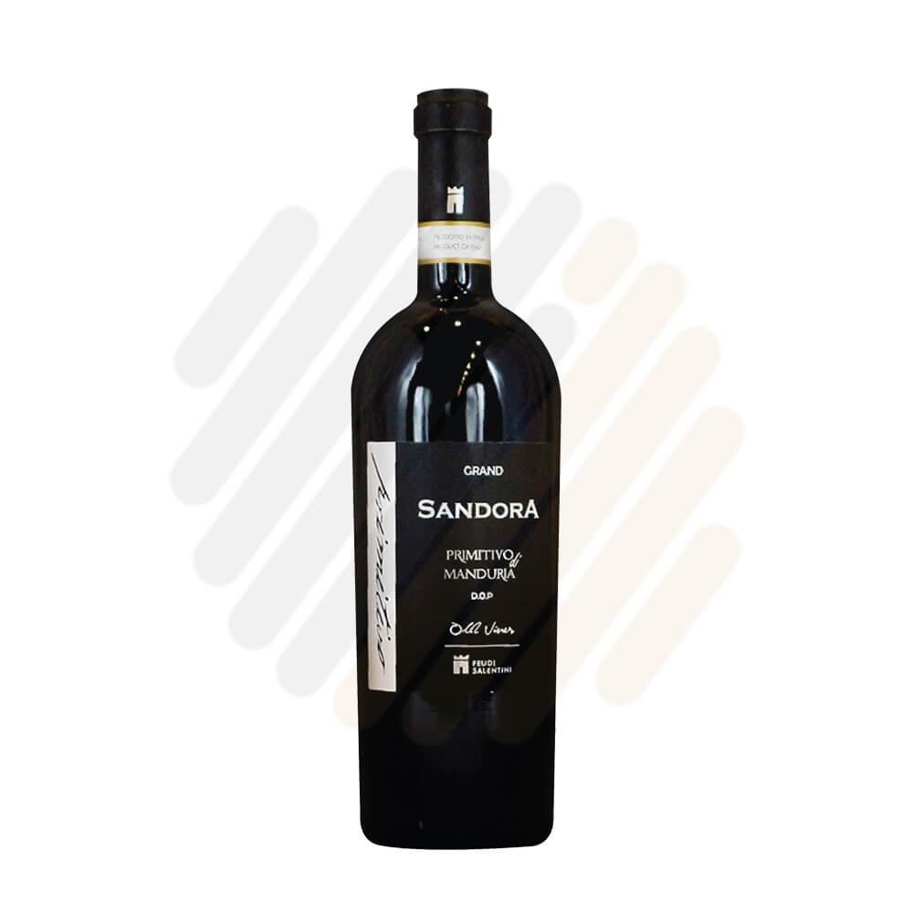 Rượu vang Sandora Primitivo di Manduria 2013 15%