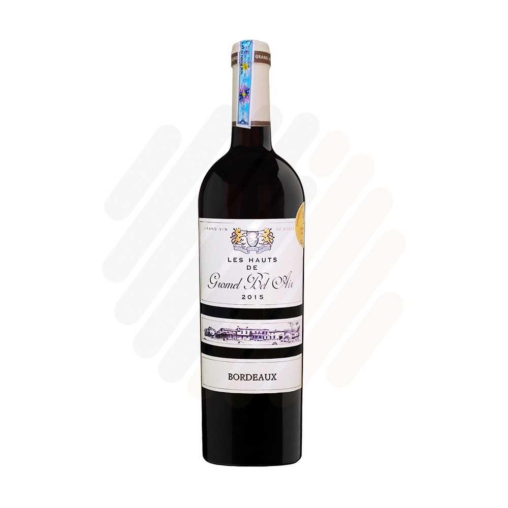 Les Hauts de Gromel Belair Savas Bordeaux - 13%