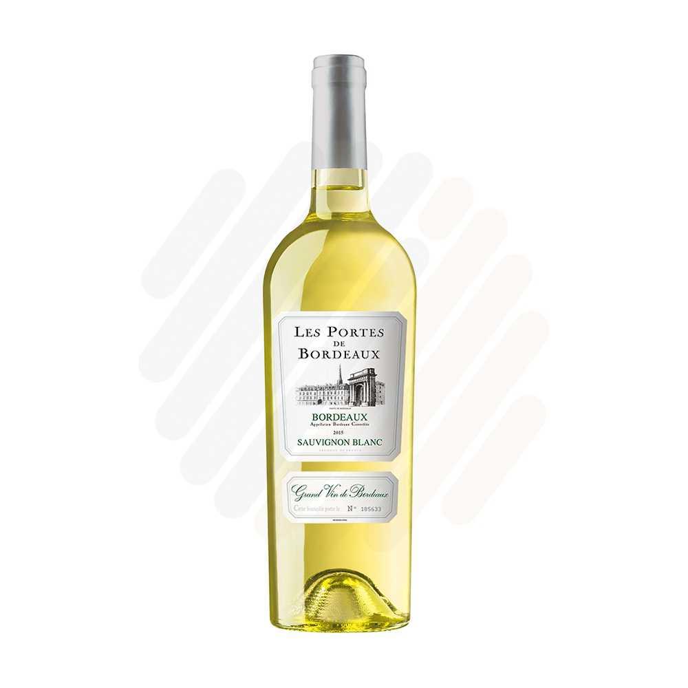 Les Portes de Bordeaux Sauvignon Blanc - 12%