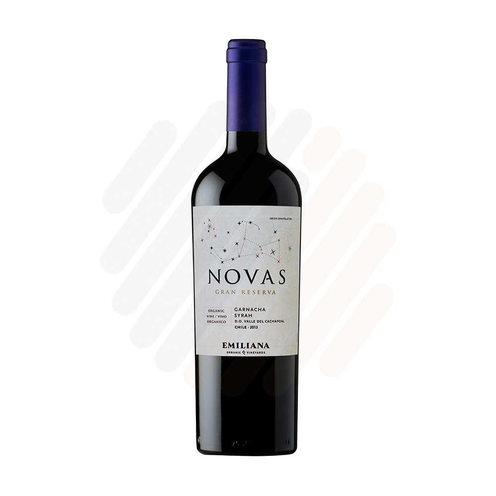 Novas 2013 Gran Reserva Garnacha/Syrah - 14,5%