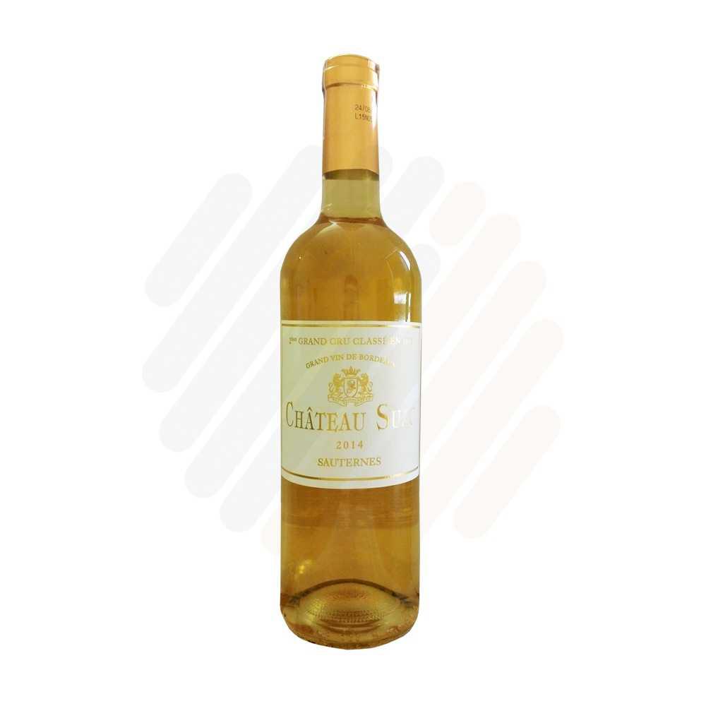 Château Suau 2014 Sauternes - 13%